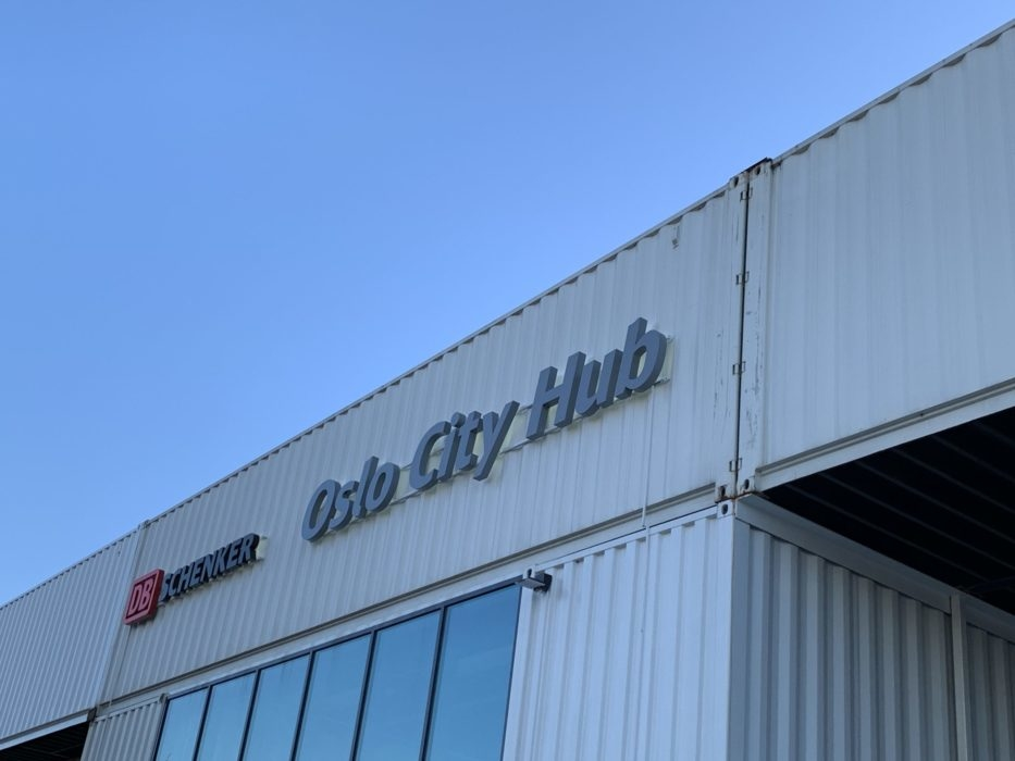 oslo city hub